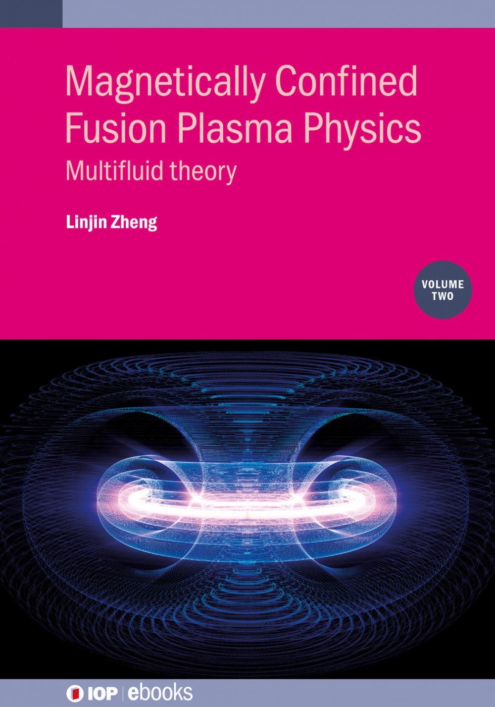 Jacket Image For: Magnetically Confined Fusion Plasma Physics, Volume 2