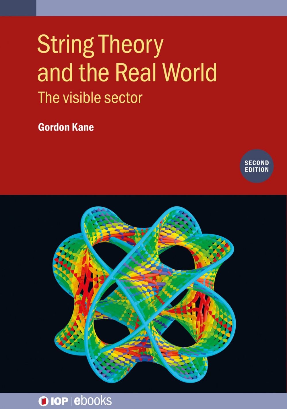 Jacket Image For: String Theory and the Real World (Second Edition)