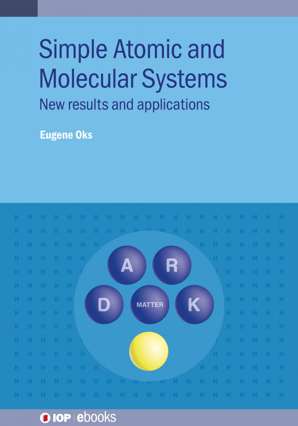 Jacket Image For: Simple Atomic and Molecular Systems