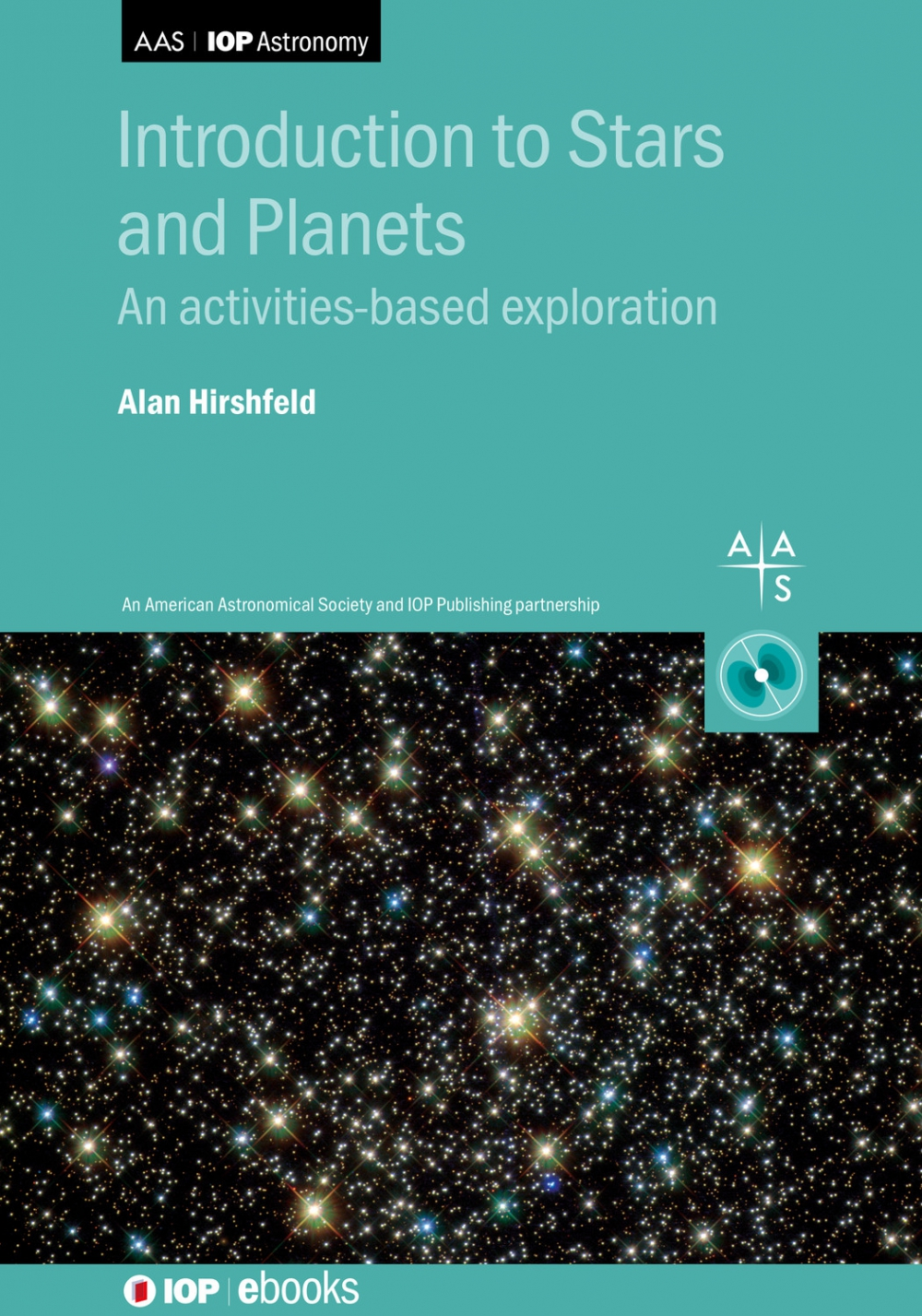 Jacket image for Introduction to Stars and Planets
