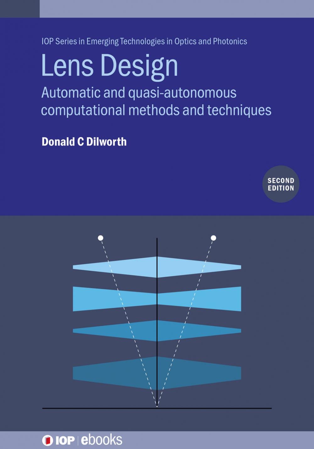 Jacket Image For: Lens Design (Second Edition)