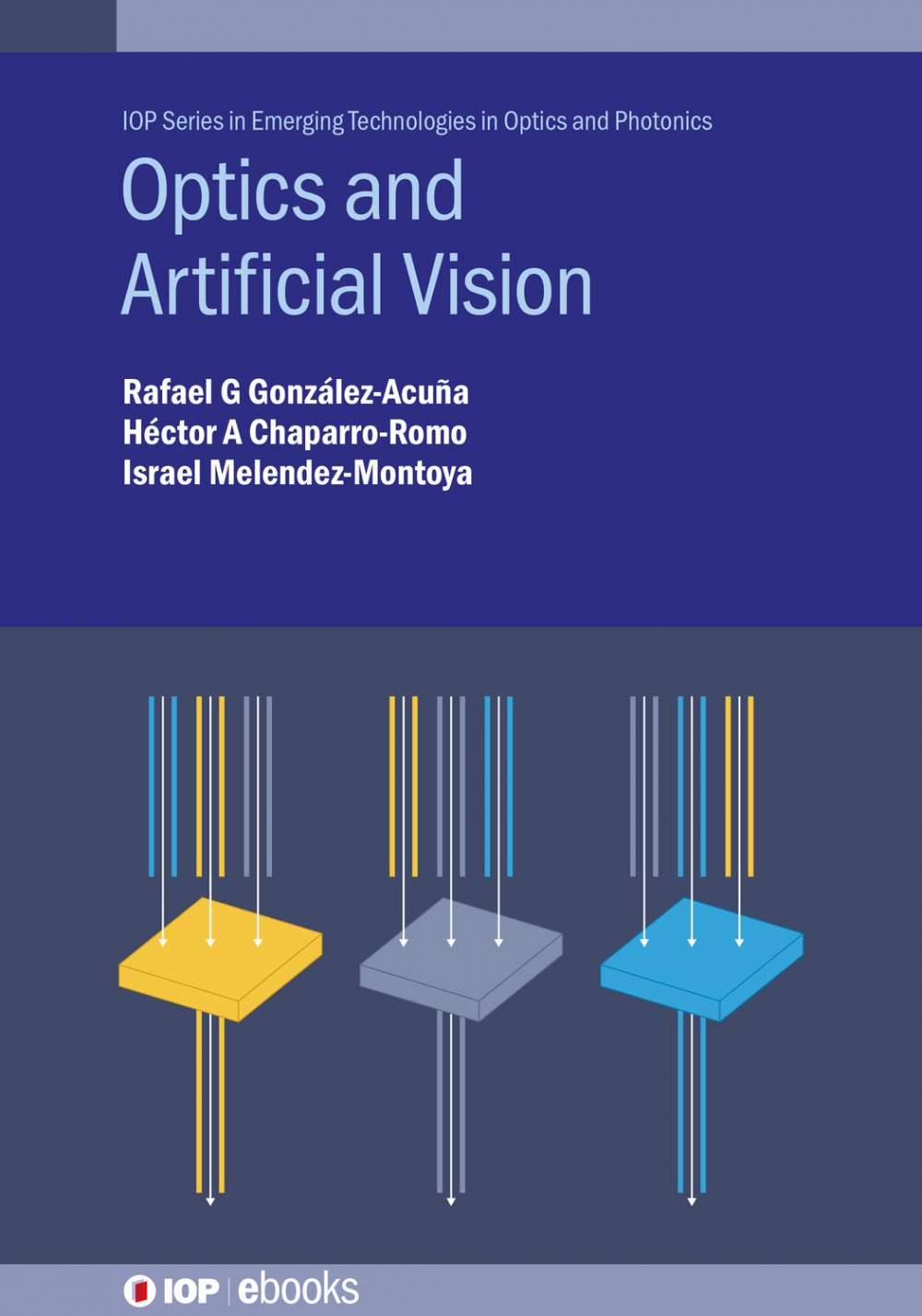 Jacket image for Optics and Artificial Vision