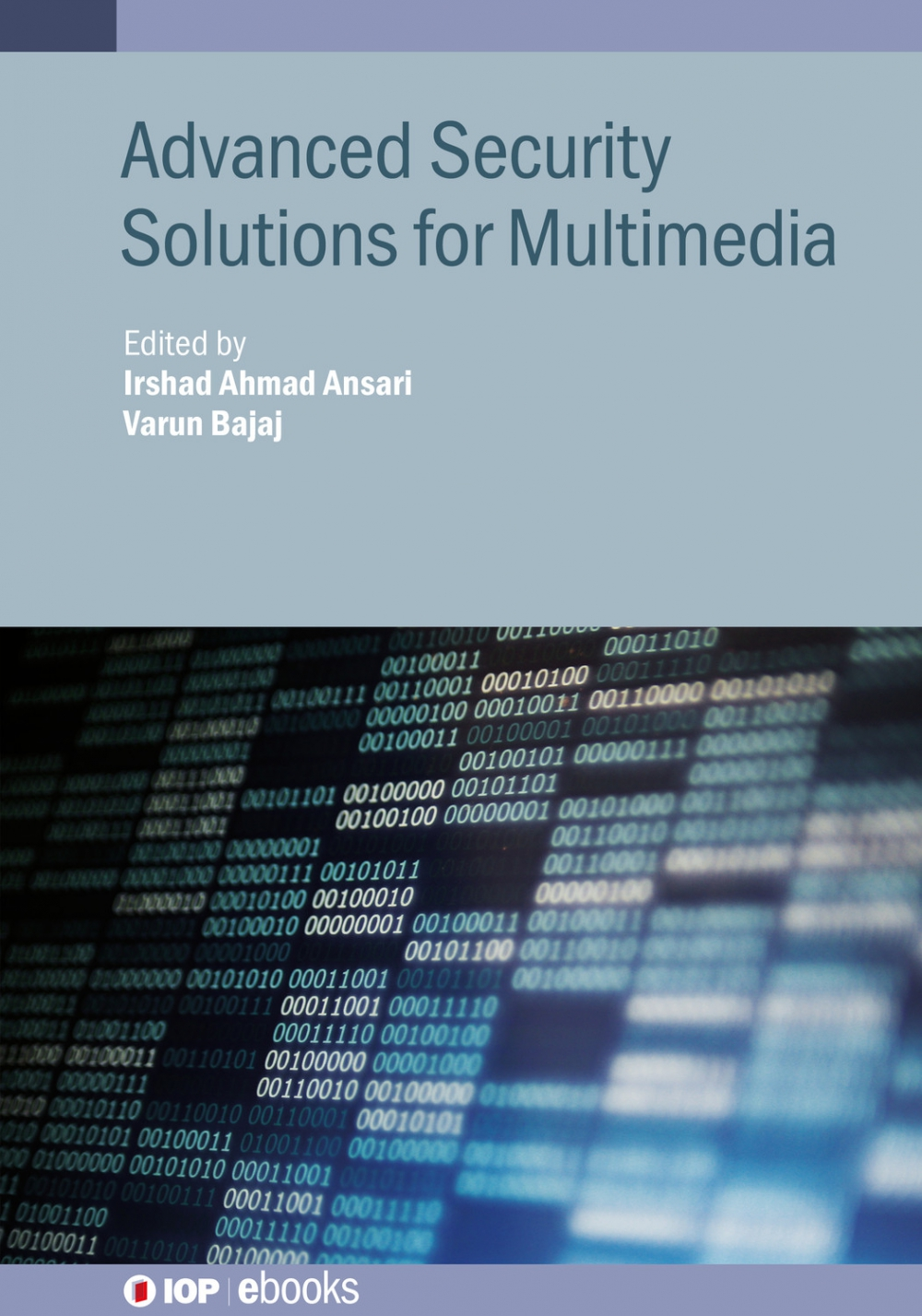 Jacket Image For: Advanced Security Solutions for Multimedia