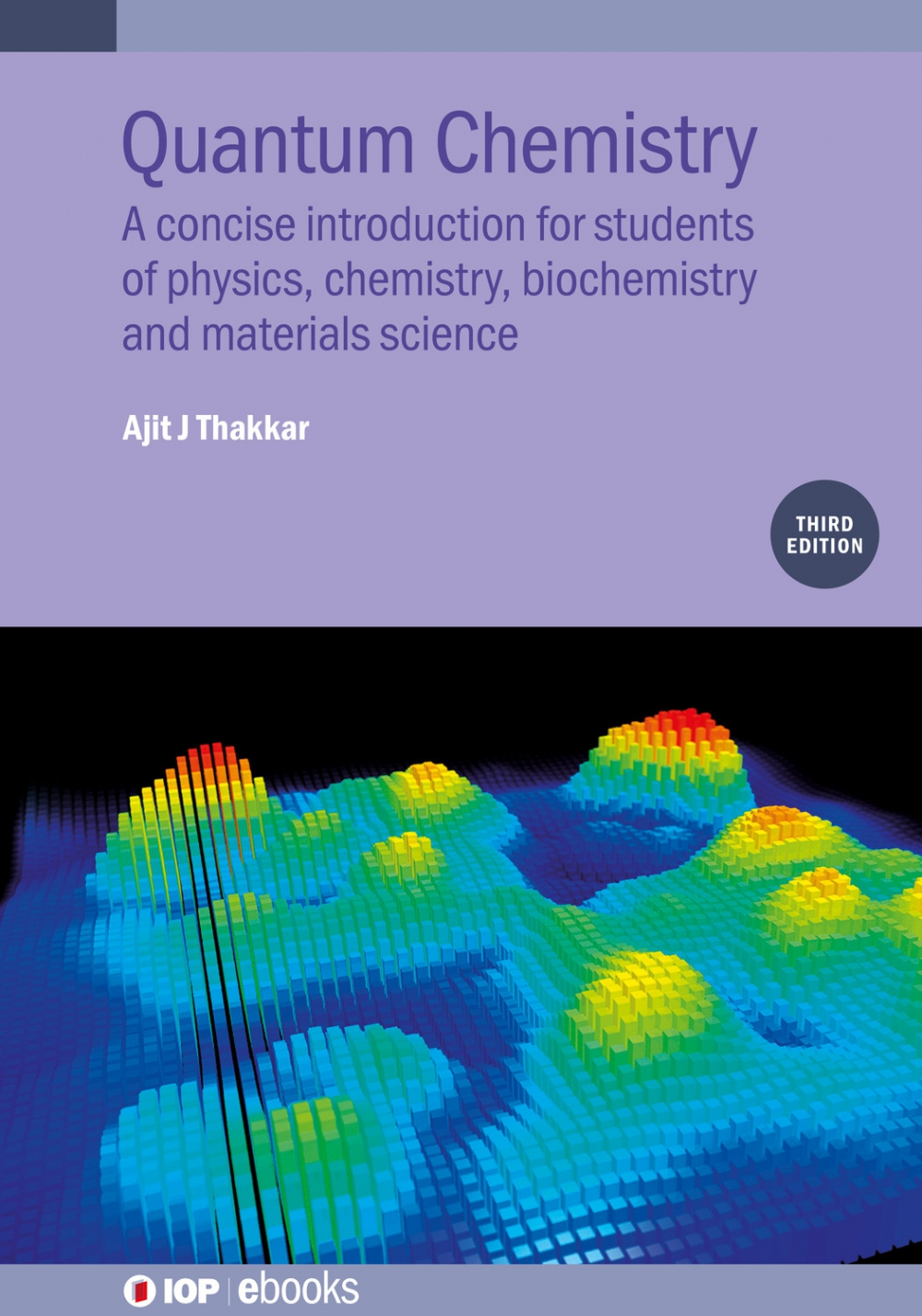 Jacket Image For: Quantum Chemistry (Third Edition)