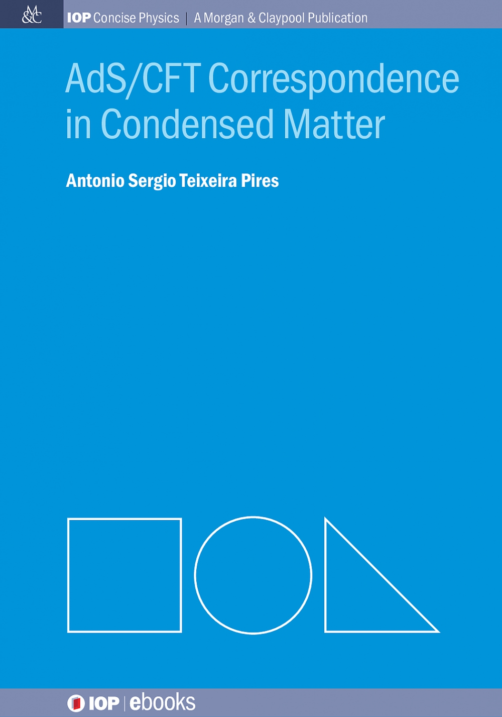 Jacket Image For: AdS/CFT Correspondence in Condensed Matter