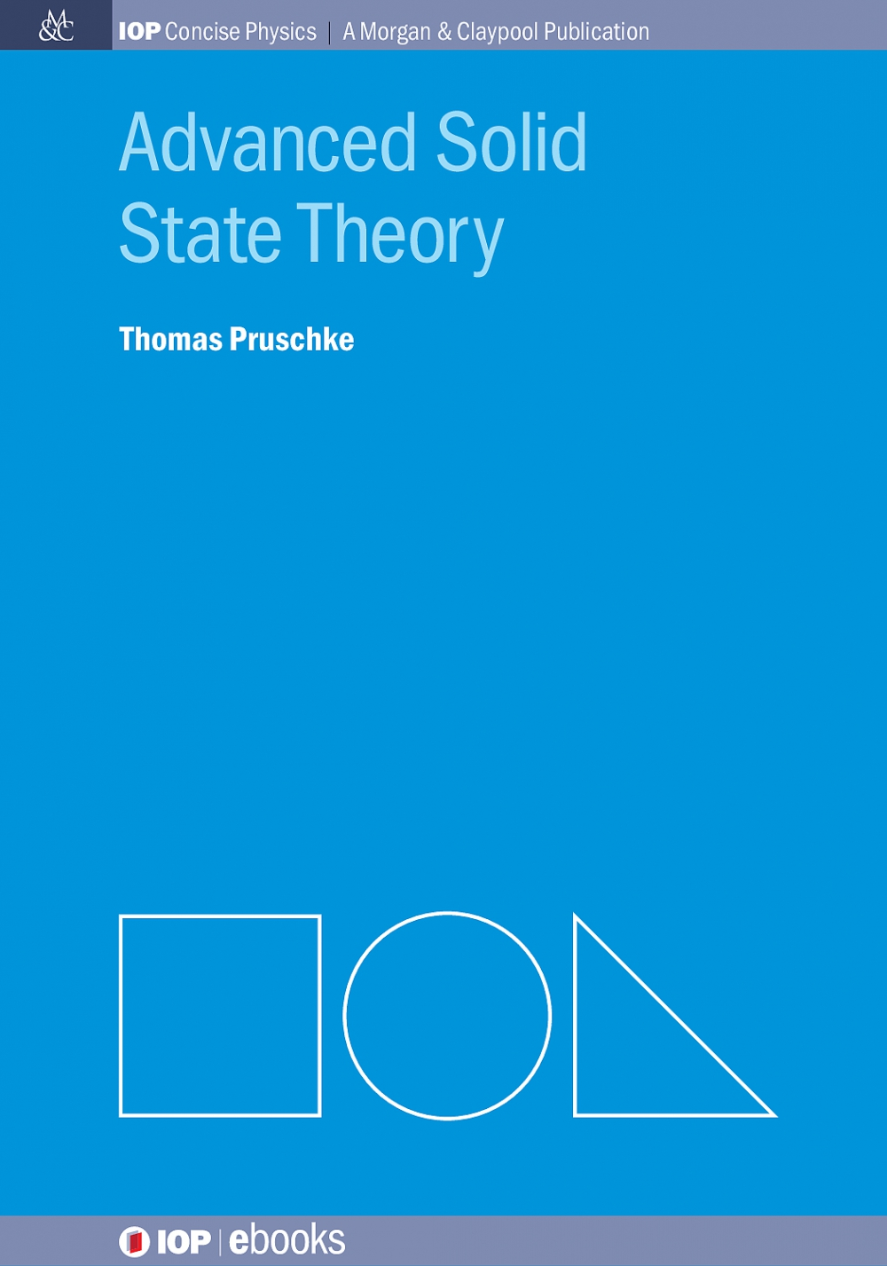 Jacket Image For: Advanced Solid State Theory
