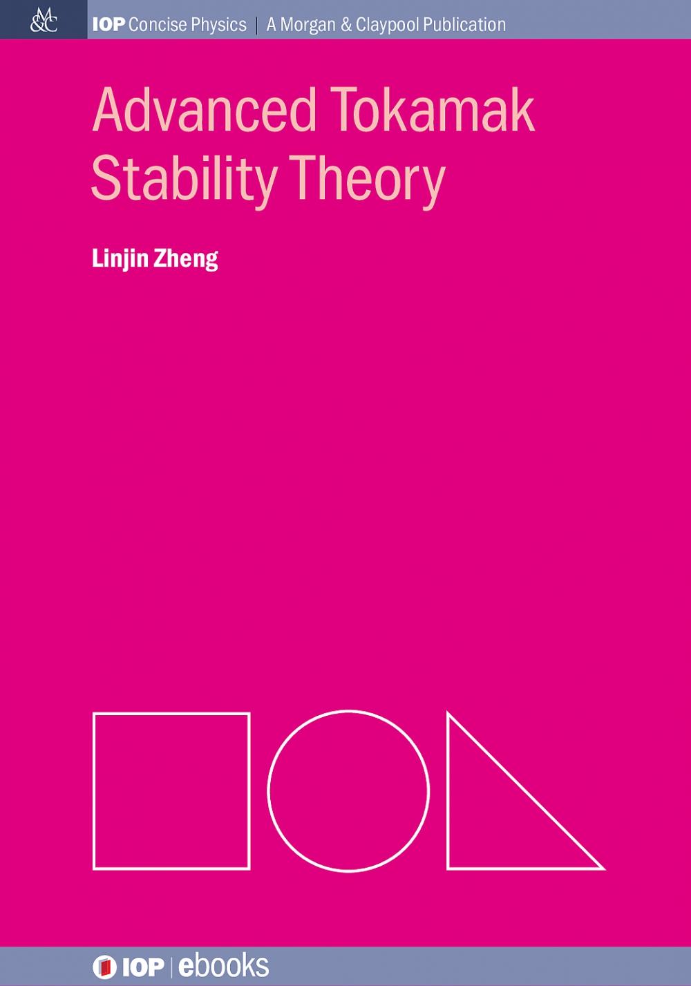 Jacket Image For: Advanced Tokamak Stability Theory