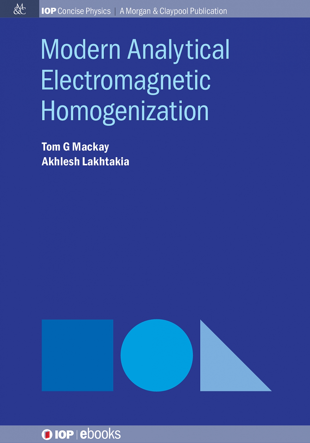 Jacket Image For: Modern Analytical Electromagnetic Homogenization