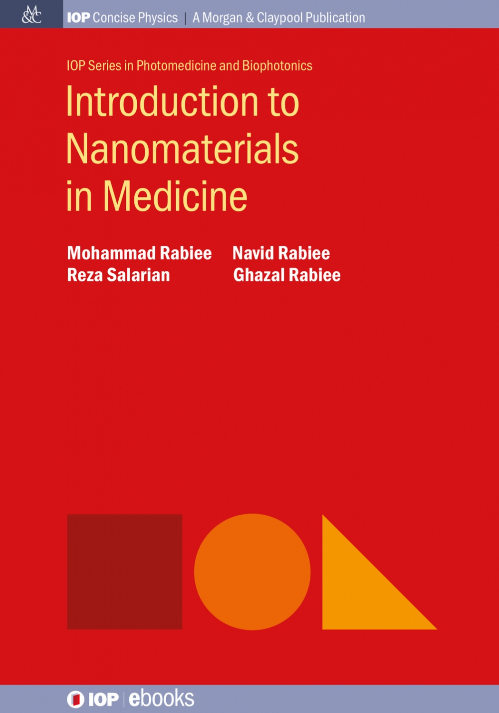 Jacket Image For: Introduction to Nanomaterials in Medicine