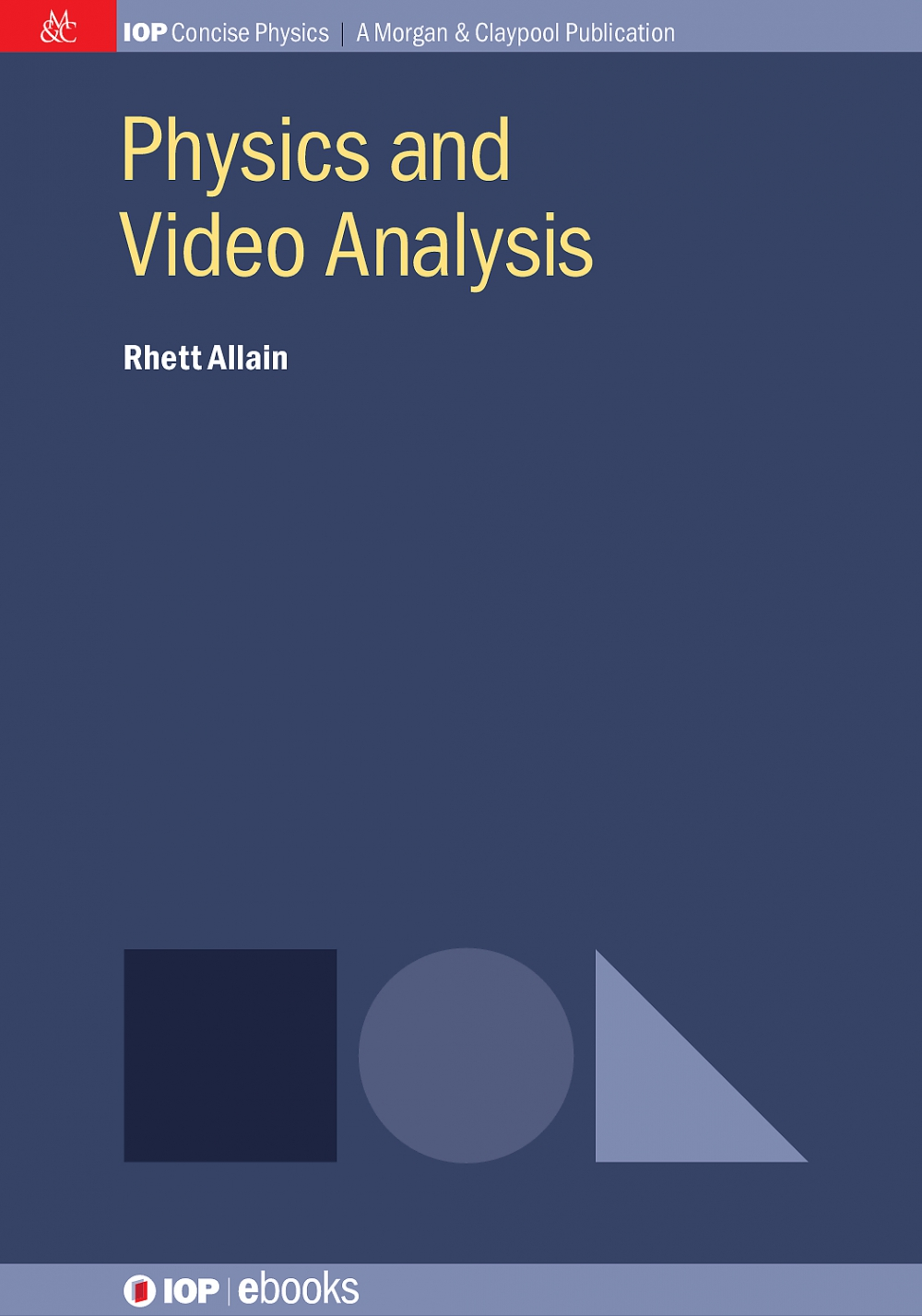 Jacket Image For: Physics and Video Analysis
