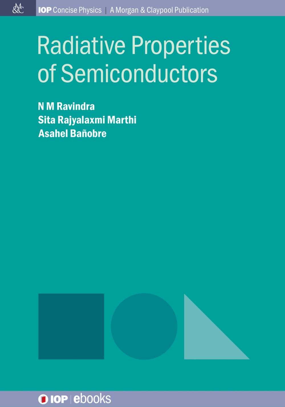 Jacket Image For: Radiative Properties of Semiconductors