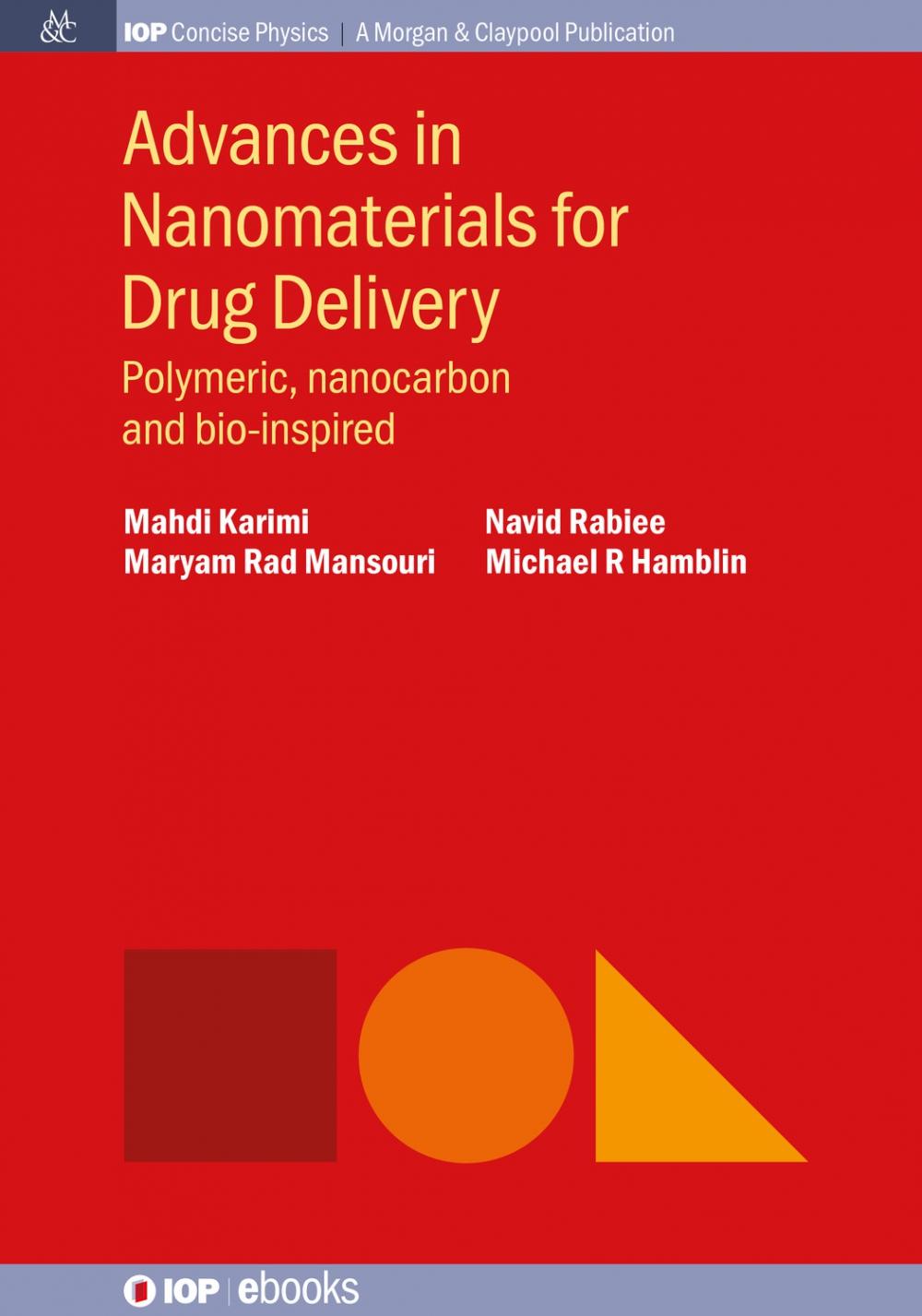 Jacket Image For: Advances in Nanomaterials for Drug Delivery