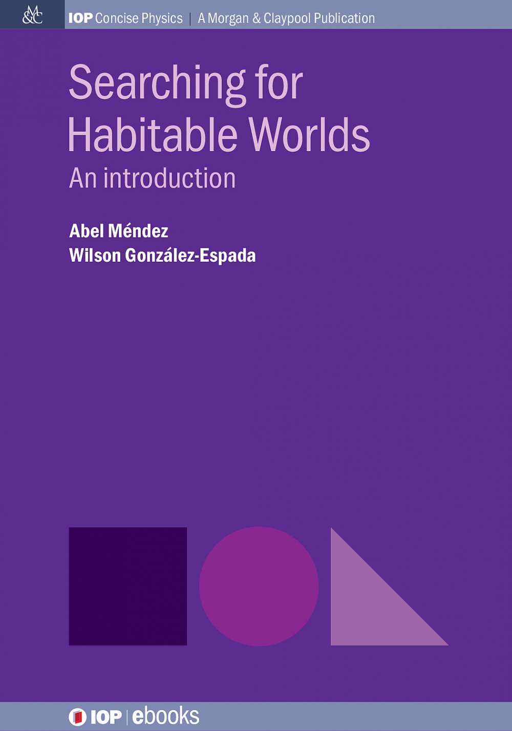 Jacket Image For: Searching for Habitable Worlds