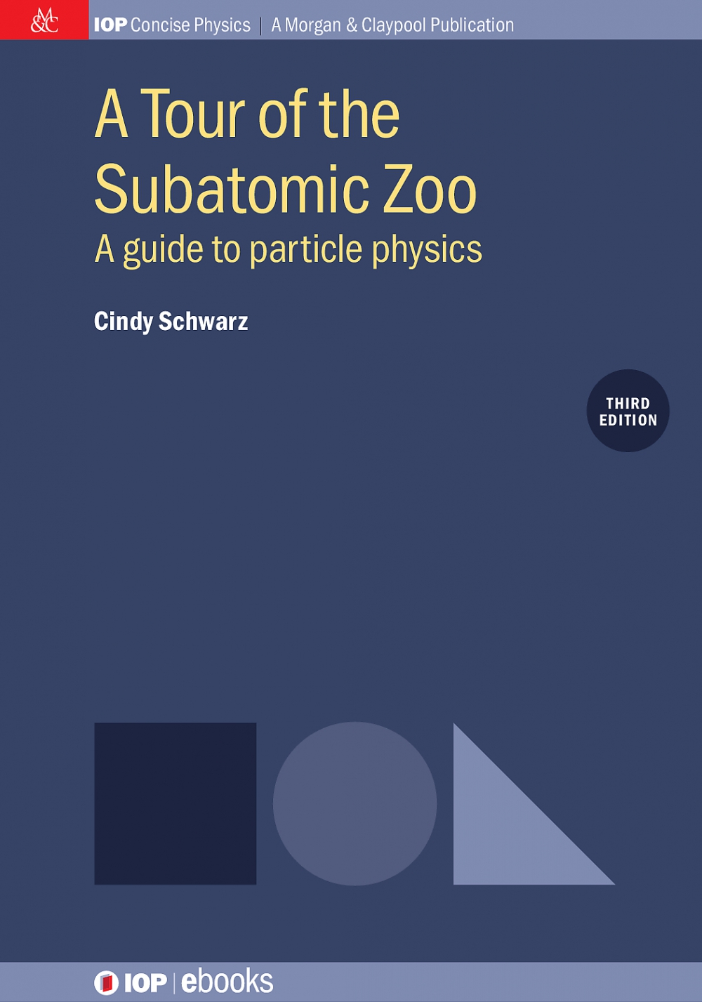 Jacket Image For: A Tour of the Subatomic Zoo