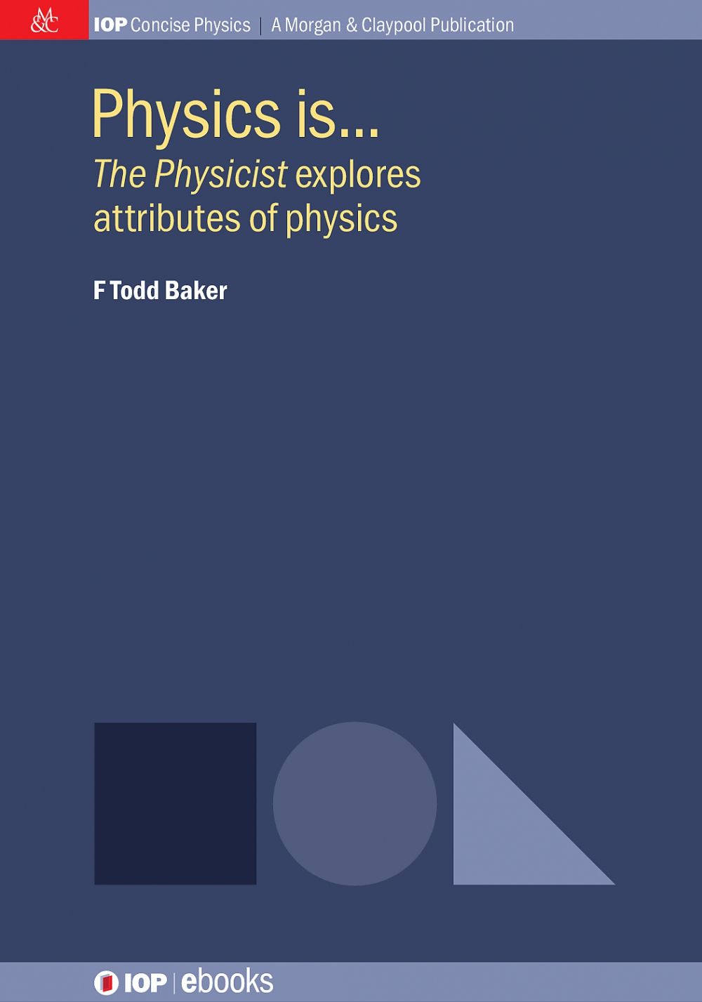 Jacket Image For: Physics is…