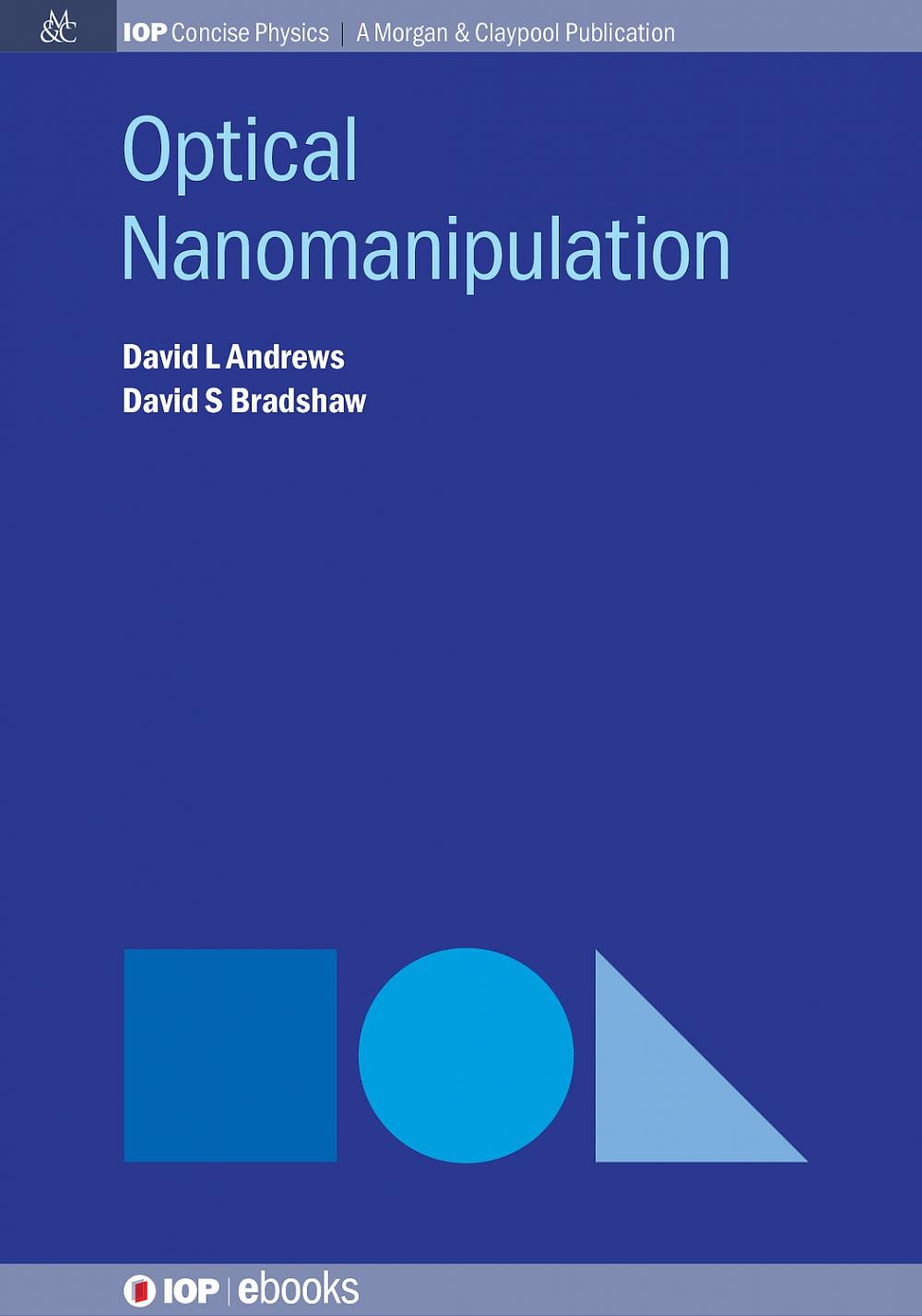 Jacket Image For: Optical Nanomanipulation