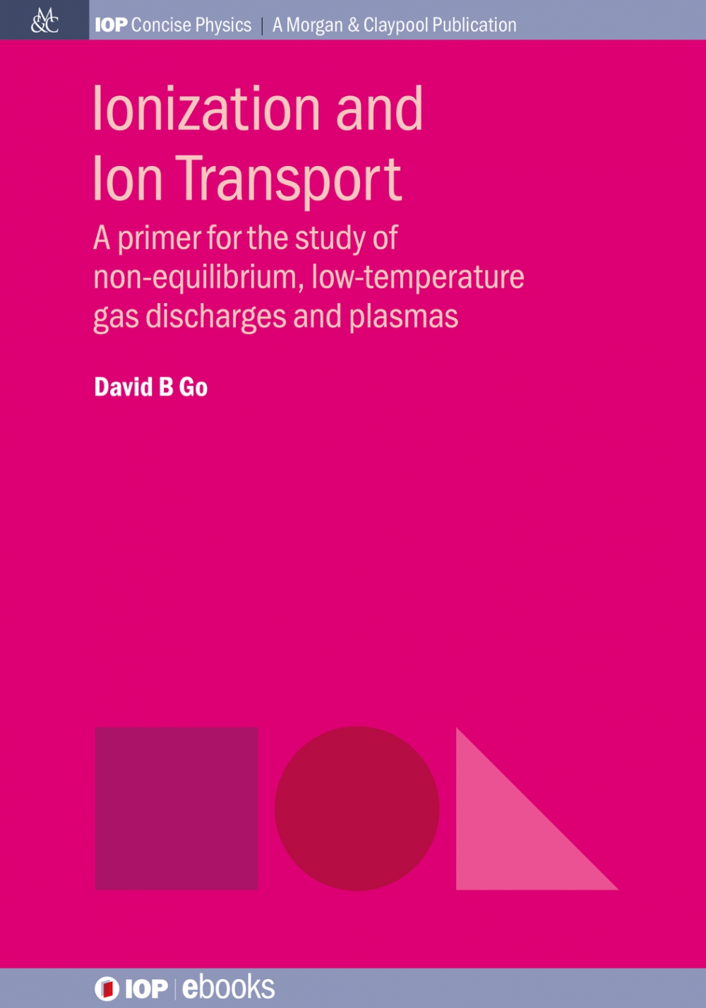 Jacket Image For: Ionization and Ion Transport