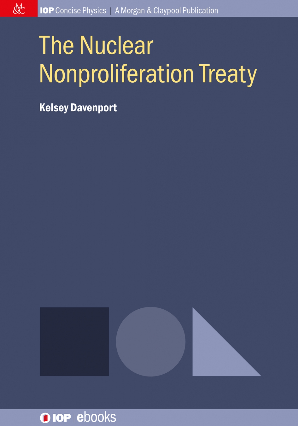 Jacket Image For: The Nuclear Nonproliferation Treaty